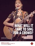 Azul Barrientos: What will it take to sing for a crowd?