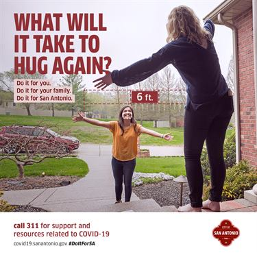 What will it take to hug again?